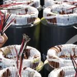 FRAM elettromeccanica - Avvolgimenti per statori elettrici